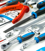 Набор инструментов в автосервис